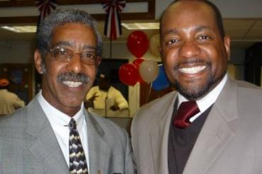 Rices bond together in opposition to Booker at councilman's fundraiser