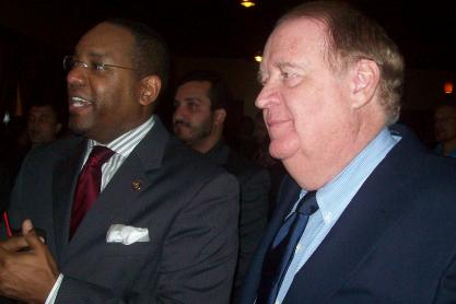 In Codey-DiVincenzo rivalry, Councilman Rice confronts familiar dichotomy