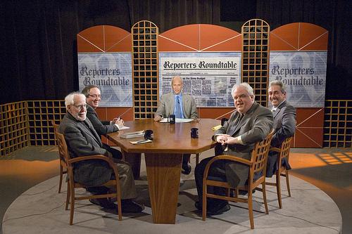 Weekend TV – 20 years of Reporters Roundtable