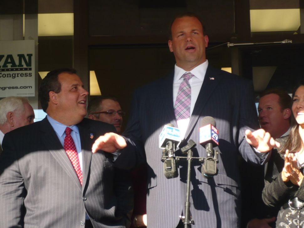 "Christie on Adler's moderate turn: ""Fake advertising"""