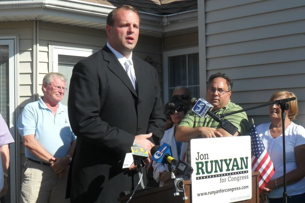 Runyan accuses Adler of lying in attack mailer