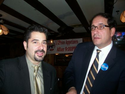 Ex-labor commissioner/Codey advisor to start lobbying, political consulting firm