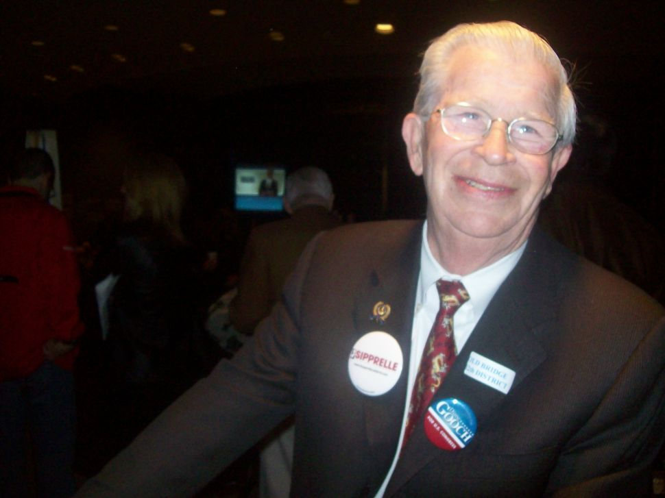 Thompson faces treasurer's challenge for GOP leadership in Middlesex