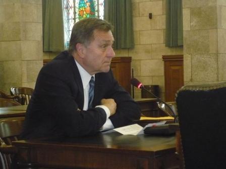 Christie nominates Samson to chair the Port Authority