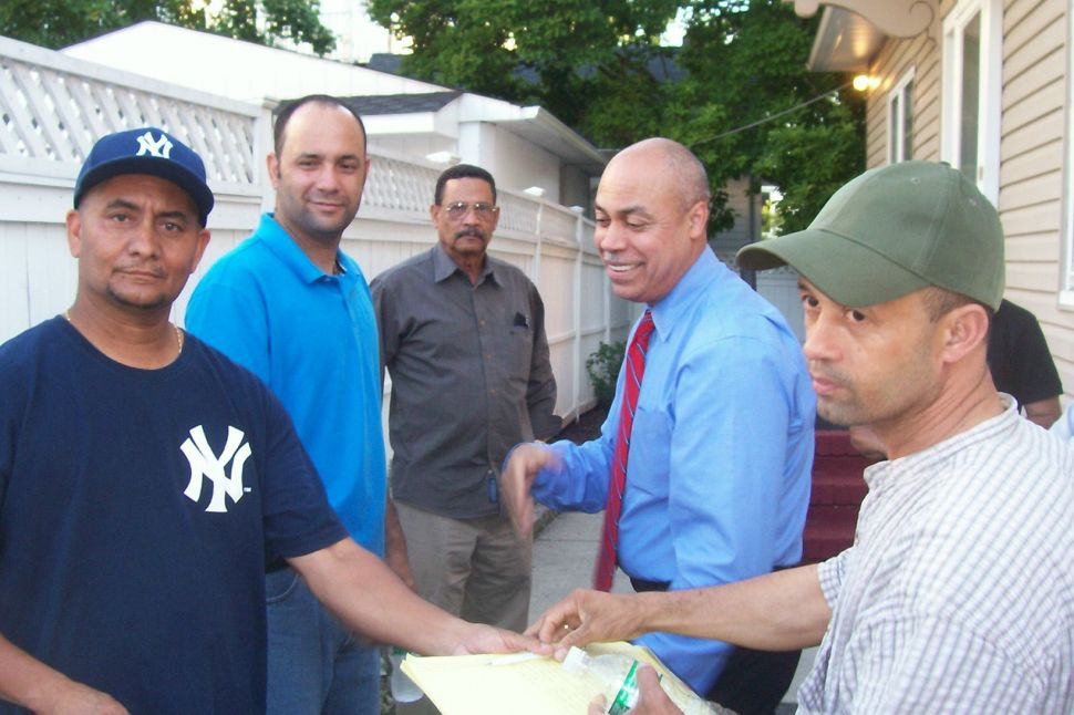 In Rivera aftermath, Sandoval gets organized early for Passaic mayoral election