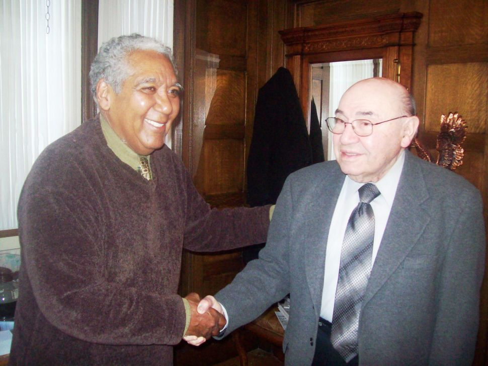 The roots of Newark: Richardson and Sarcone meet again almost 50 years after historic state senate race