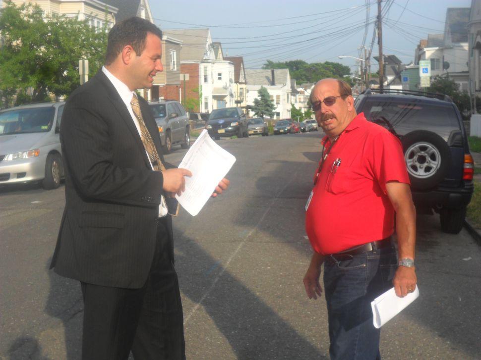 Paterson City Council picks Sayegh as new Council Prez