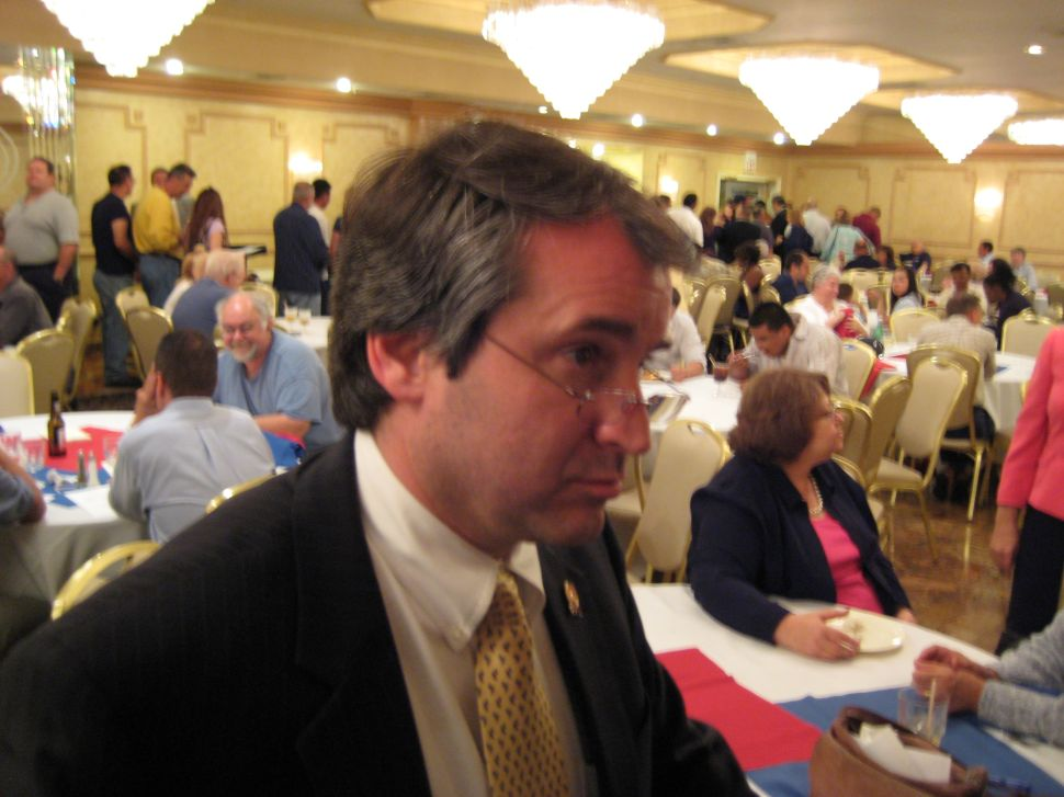 The fight for the Passaic County Republican Party winds down in Wayne