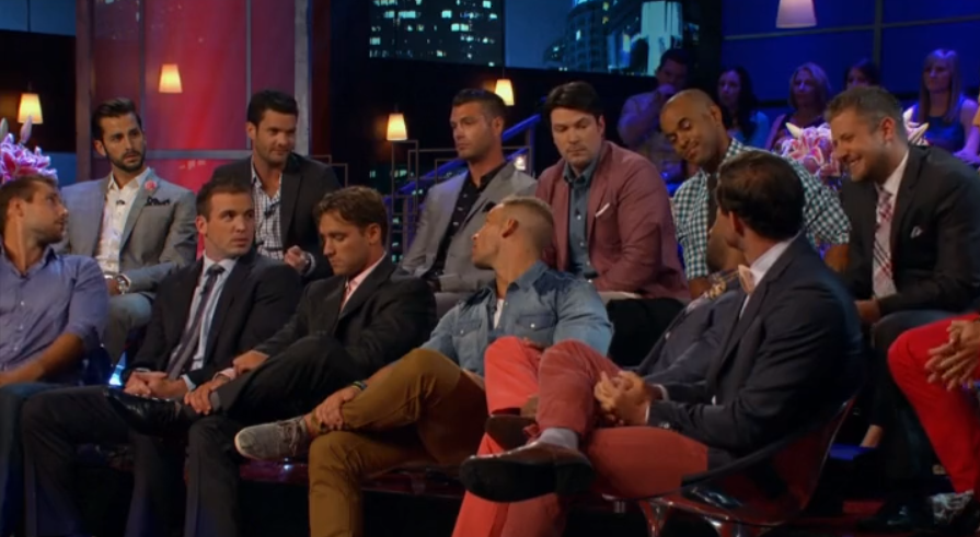 'The Bachelorette' Morning-After Rose Ceremony, Week 10