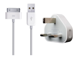 An iPhone 4S charger. (Photo: Thingz.net)
