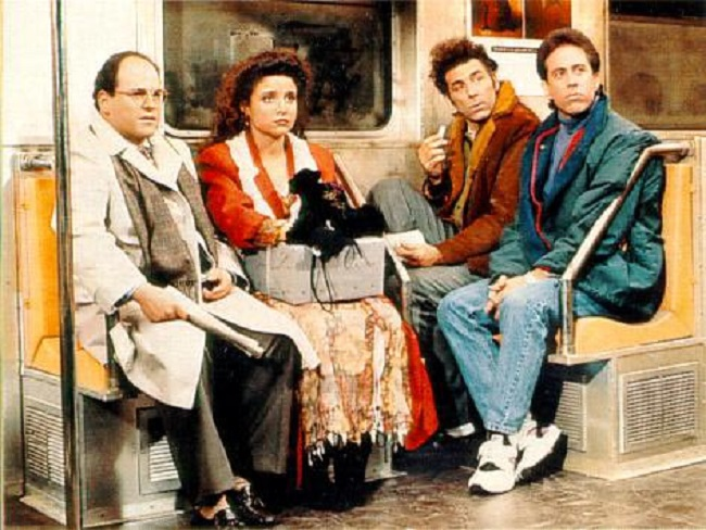 'Salute to Seinfeld': Celebrating 25 Years of Nothing