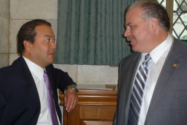 Senate passes Sweeney's 2.9% property tax alternative