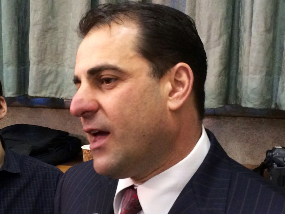 Sarlo frustrated at treasurer's silence on cost of Christie's Bridgegate review