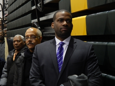 The Shavar shift: Jeffries campaign in Newark appears to gain traction with North and South Jersey players