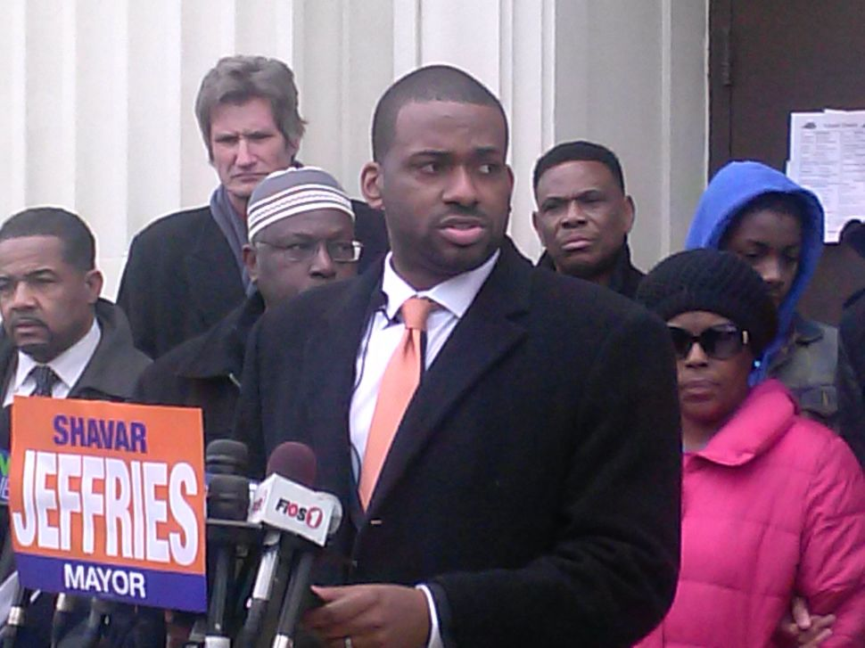 Jeffries: 'We're in the midst of an historic epidemic' of violent Newark crime