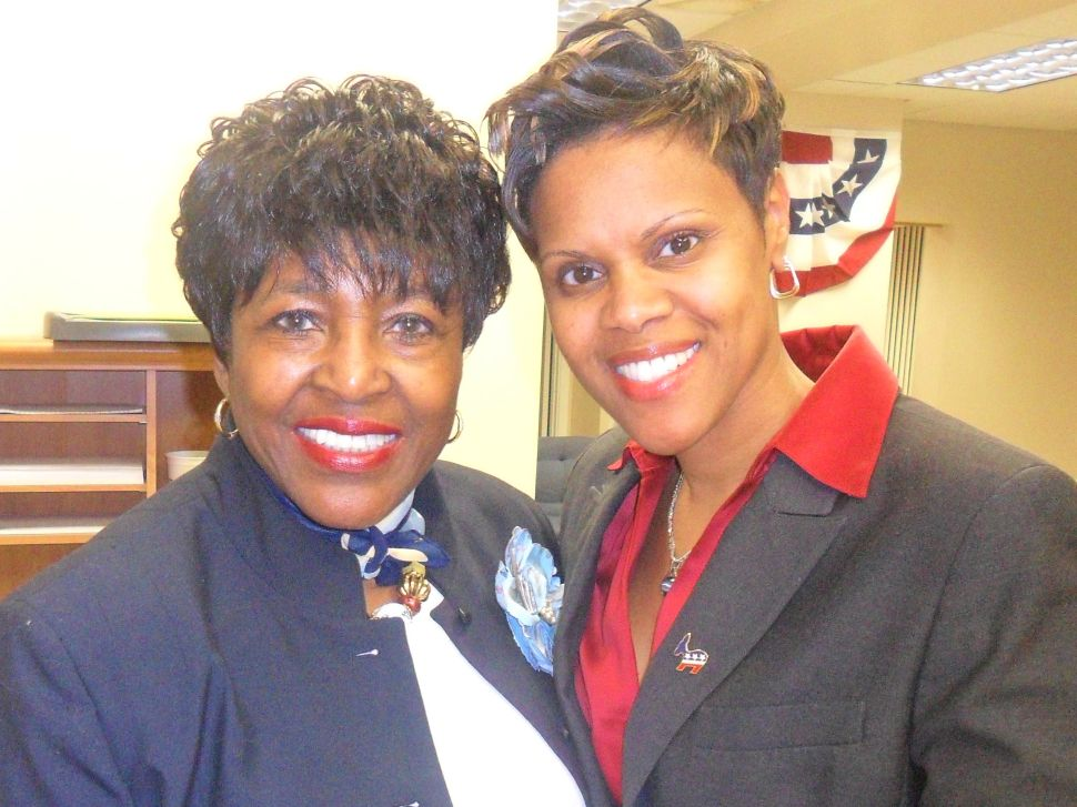 Sumter not offended by Christie in her Church, praises chance for GOP gov to 'find the Lord'