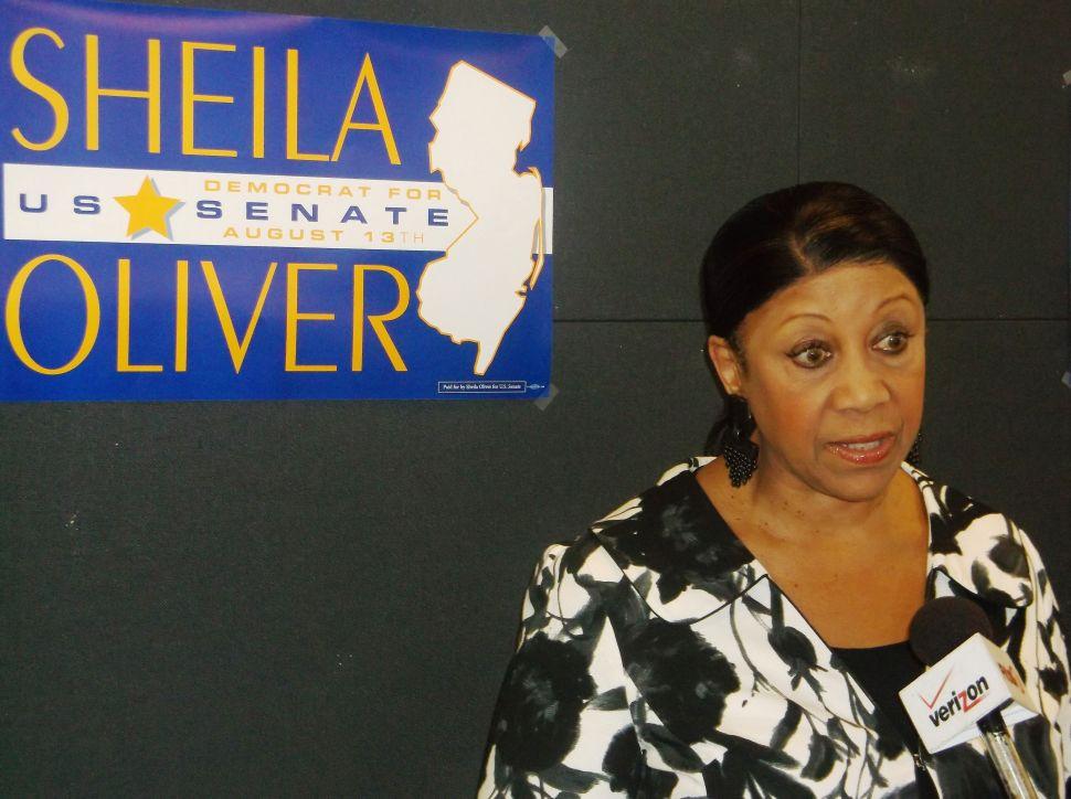 Oliver ribs Booker in NJTV debate lead-up