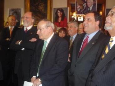 Christie to dedicate statue to Adubato on Monday