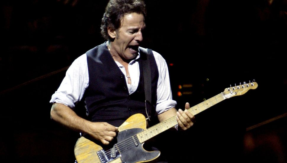 The Boss endorses marriage equality