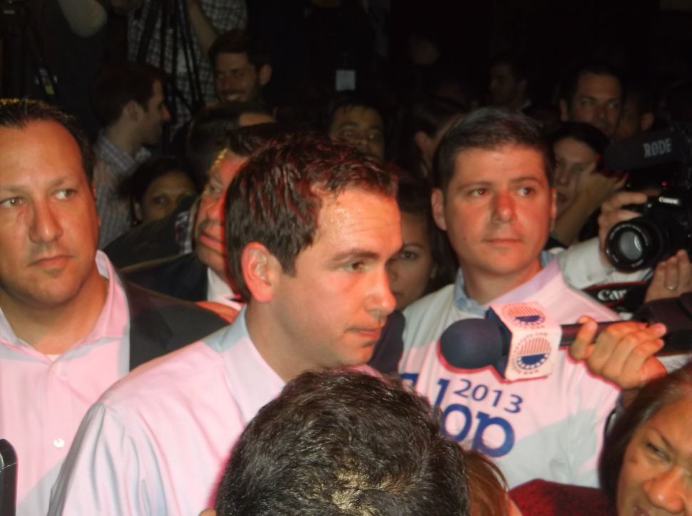 Victorious Fulop thanks Jersey City
