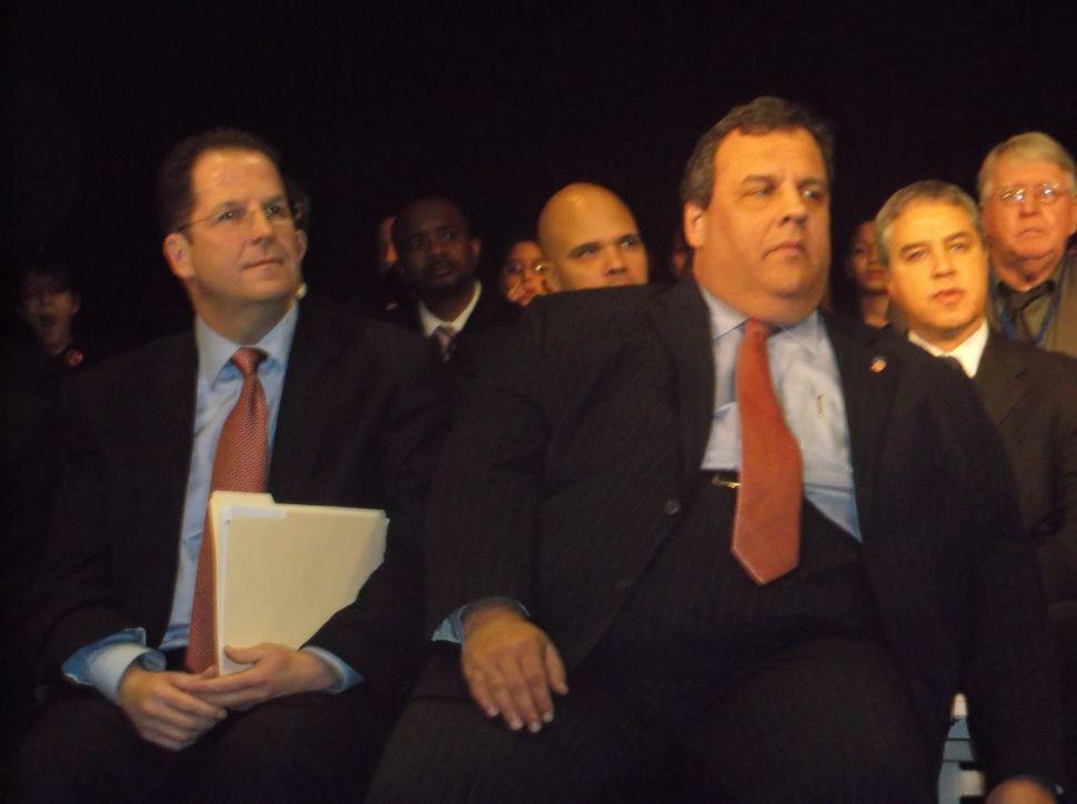 Democratic Mayor/Senator Stack from Hudson County: 'In Union City, (Christie) is numero uno'