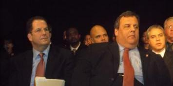 Christie collects endorsements by Stack, his assembly ticket-mates and UC commissioners