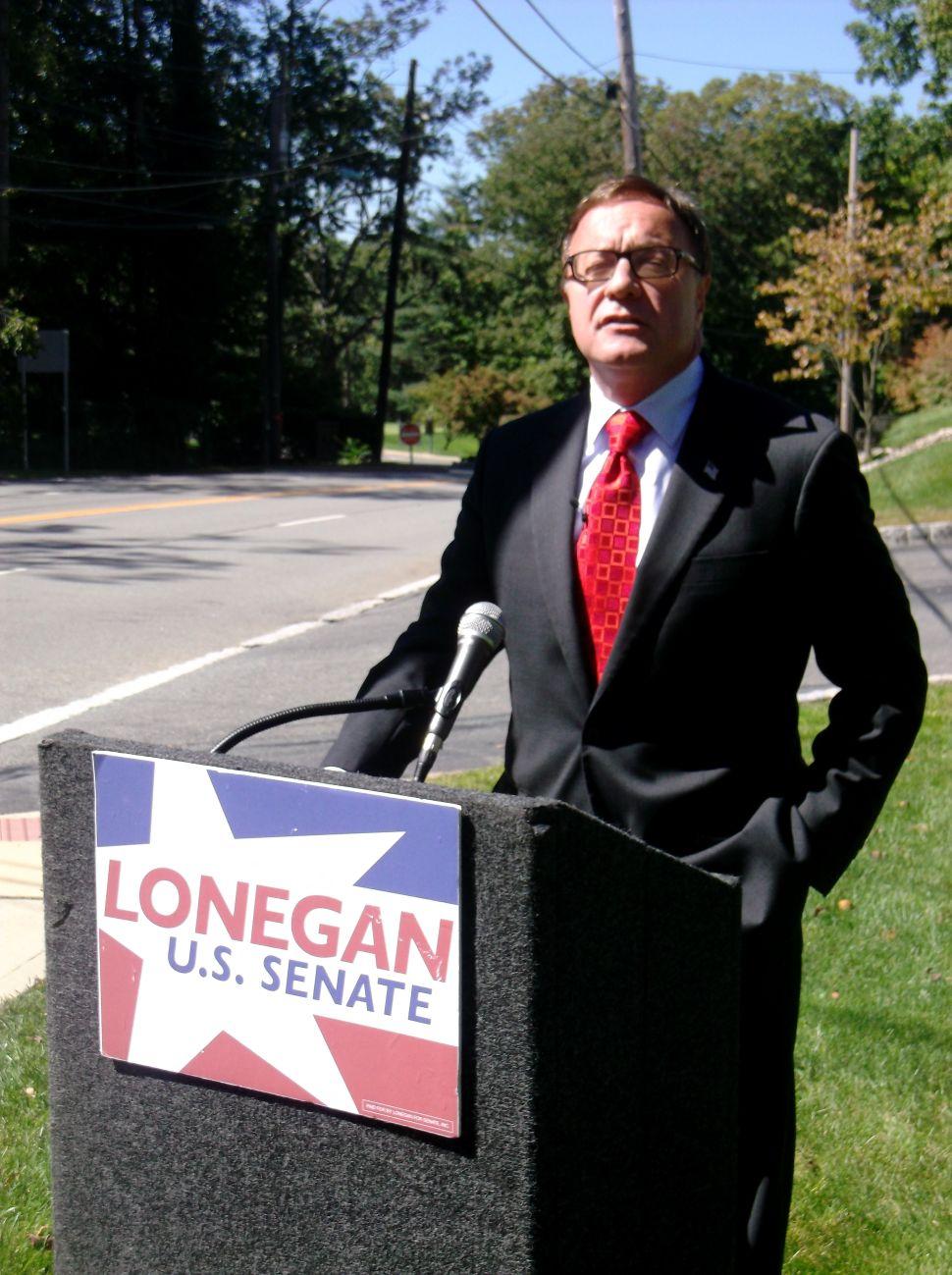 DNC criticizes Christie over Lonegan fundraiser