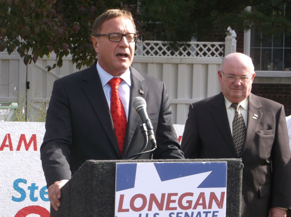 Sweeney, pension reform, the GOP, and his prospects for another leadership term