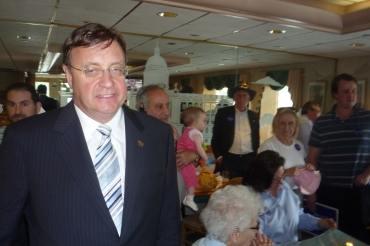 Lonegan running for US Senate; Doherty backing him