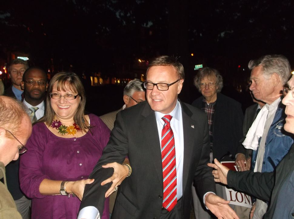Lonegan doubles down on 'bodies floating in the Passaic River,' vows victory tomorrow