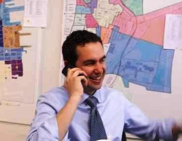 If Baraka prevails, who will be the first to call Fulop?