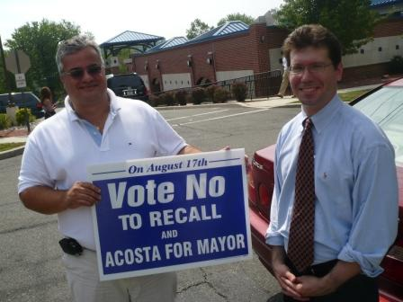 Ra-ra-recall! Ridgefield voting on arrested mayor