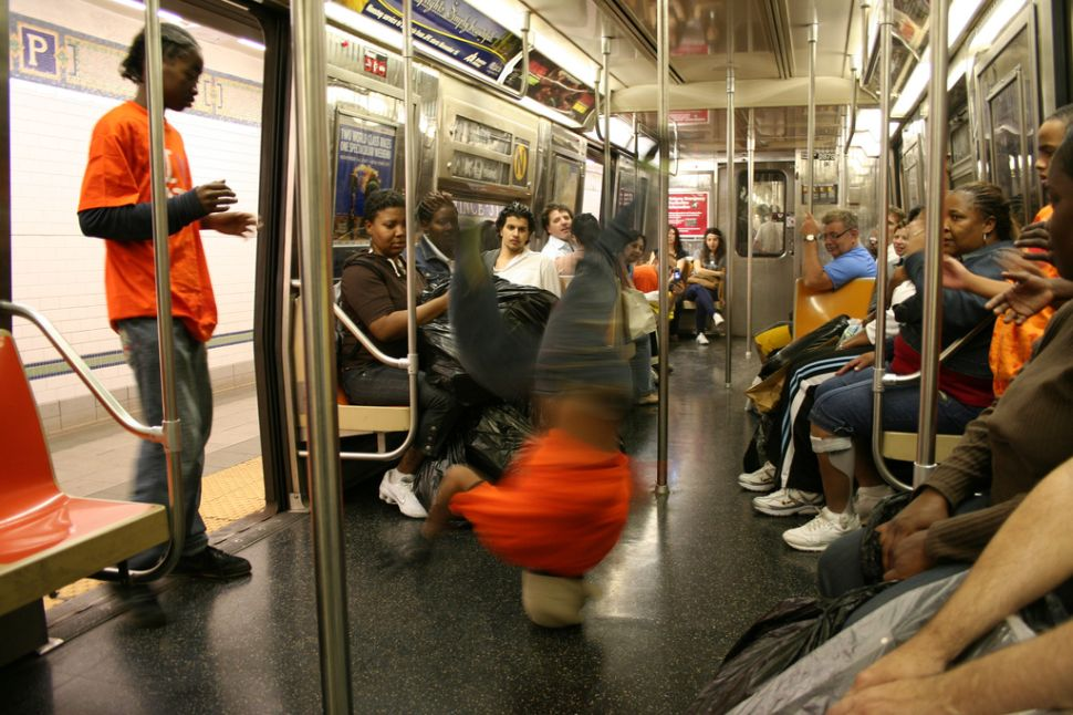NYPD Drops the Curtain on Subway Performers