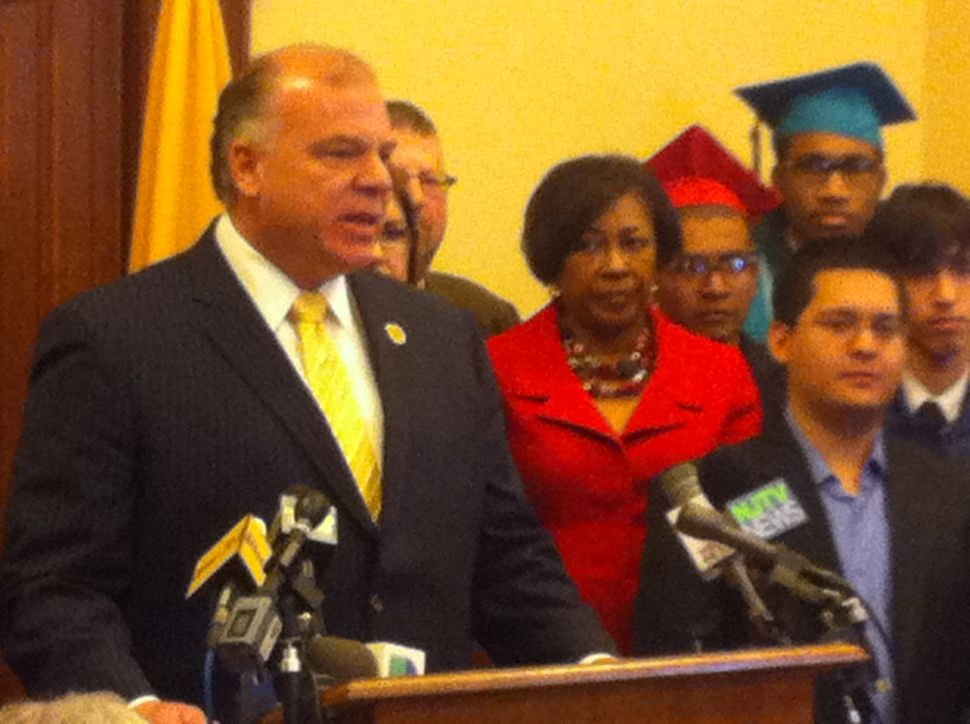 Sweeney on GWB lane closure controversy: 'No one can possibly imagine that the governor ordered this'