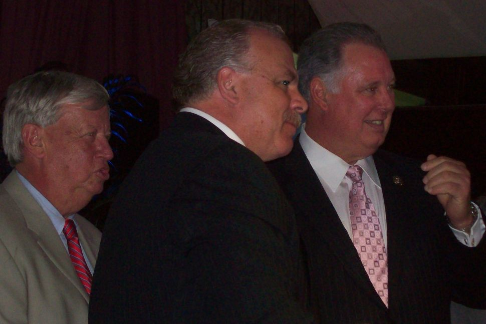 Sweeney makes preparations for swearing-in