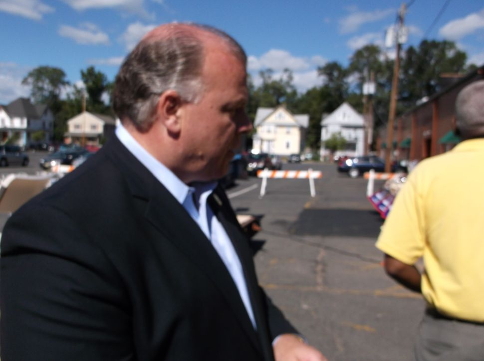 Christie: Sweeney apologized in email after Sandy gaffe Monday
