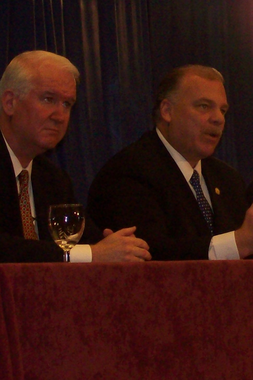 Sweeney: economy is the issue now, not marriage equality
