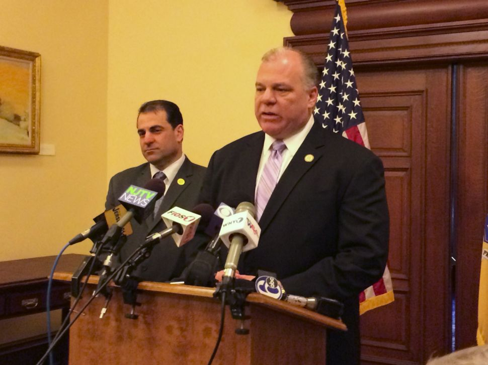 Sweeney says $2.4 billion pension payment is 'not negotiable'