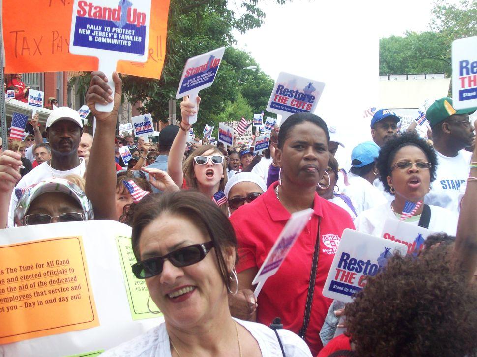 "Teachers Union: Cap ""Devastating"" to Children and Public Education"