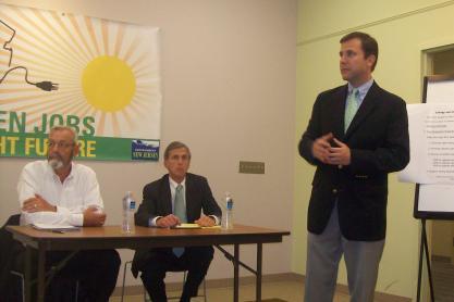GOP caucus backs Kean for Senate President