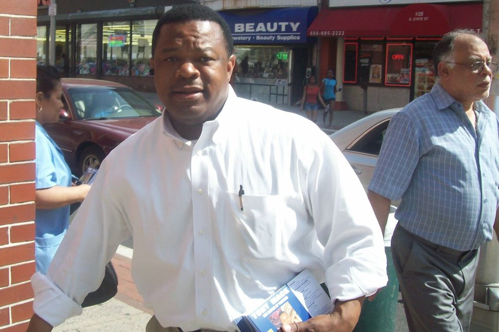 Mack fights tax delinquency charge, says Trenton establishment is desperate because he's winning