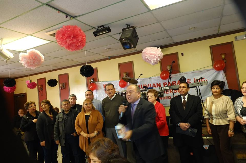 Peruvian group Prez endorses Torres for Mayor of Paterson