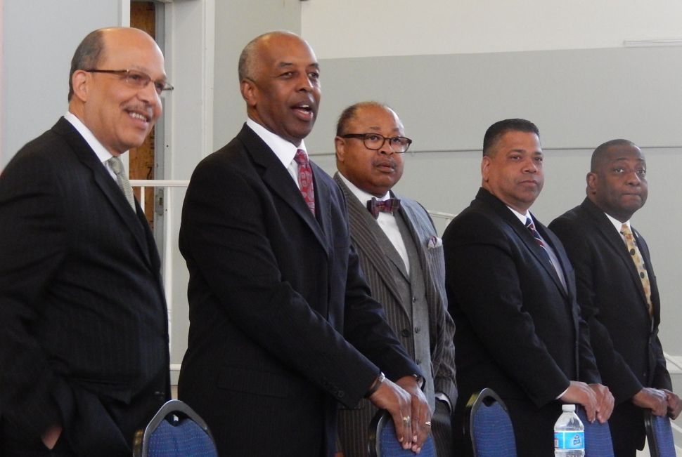 ELEC: aided by donations from Fulop, Sweeney, labor, and Dems Establishment, Jackson smothers Trenton mayoral field