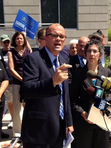 Garden State Equality Director blasts Christie for Fallin fundraiser
