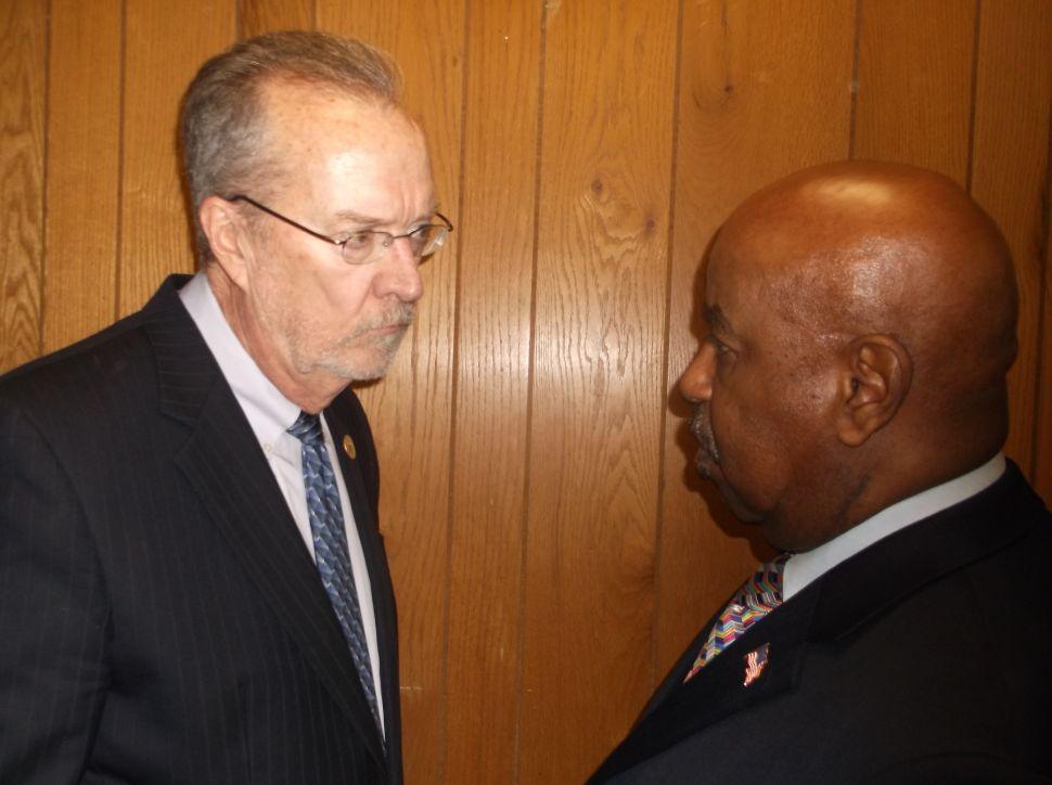 In LD 2, Whelan v. Balles intensifies as Dem senator kicks off his campaign