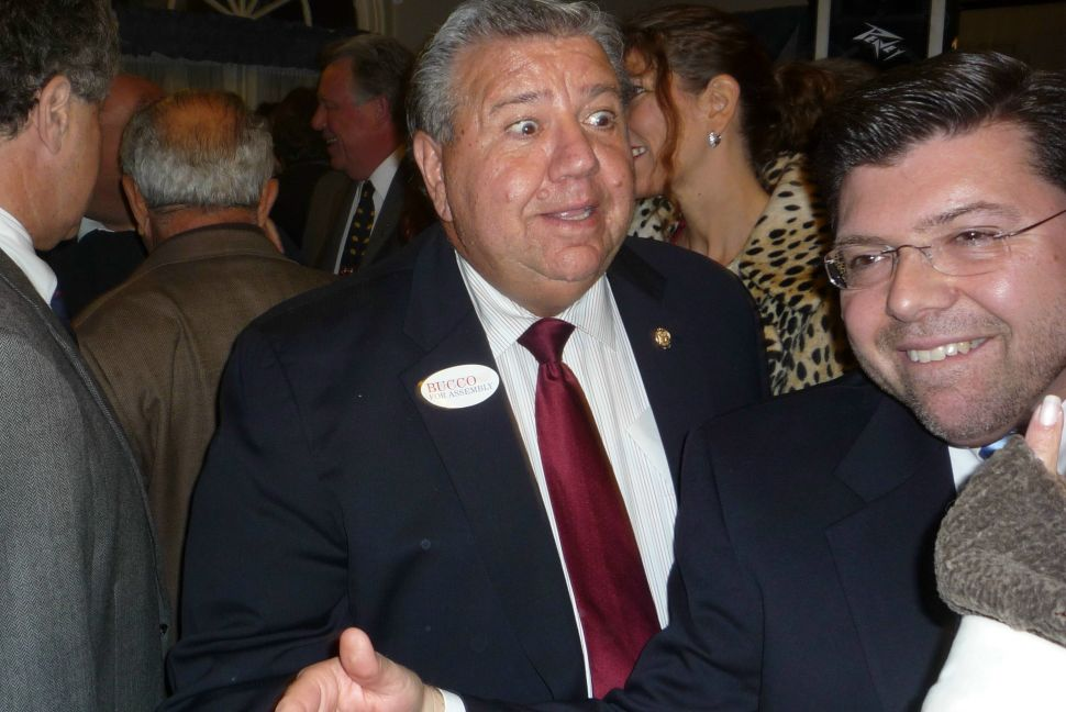 Bucco blooms: lawyer son of state senator promises to cut taxes and waste