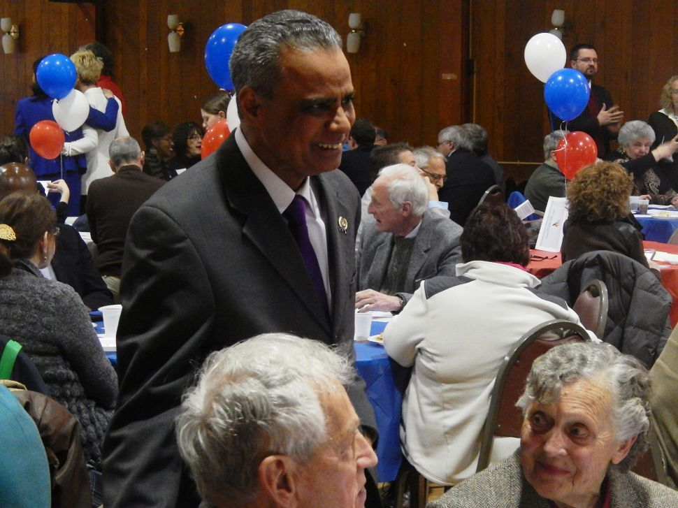 Somerset Dems unanimously back Chivukula in CD12