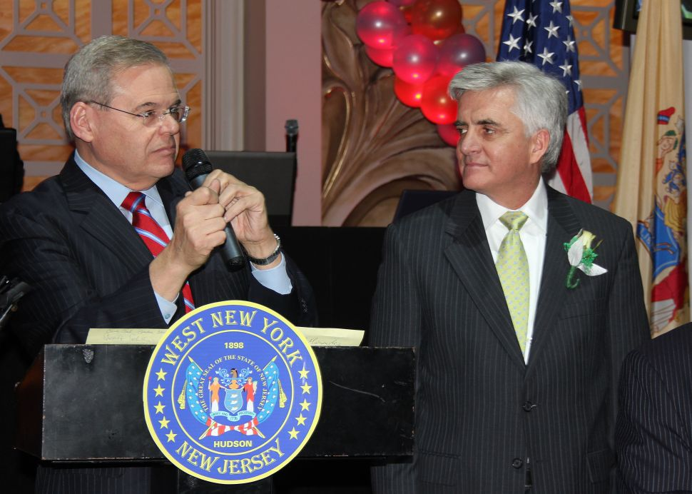 Hudson County metropolis: Vega v. Roque is the biggest game in town – right now