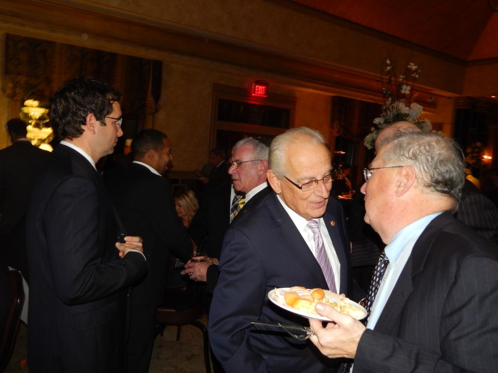 Waiting for Wimberly, source at Pascrell's Party: 'I want [him] to get in the race'