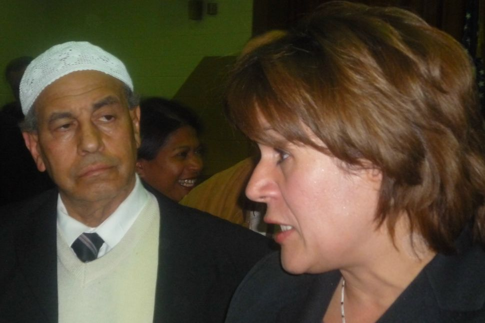 Diaz pledges 'zero tolerance' for corruption